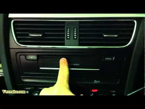 Audi Equipment Codes by How To Tell If Your Vehicle Has Mmi 3g Youtube