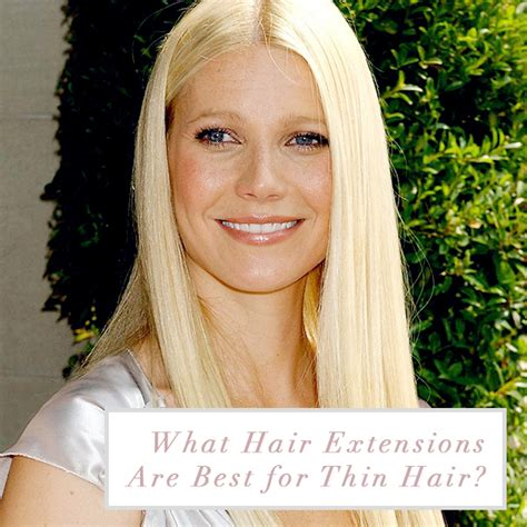 hair weaves for thinning hair what hair extensions are best for thin hair hair
