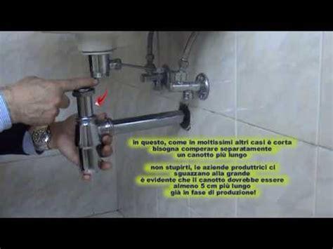 sifone lavandino bagno come sostituire il sifone lavandino