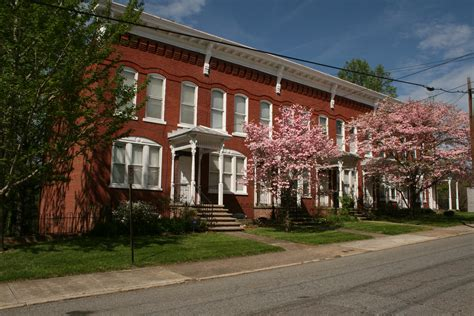 The Cbell House by Historic Lynchburg Archives