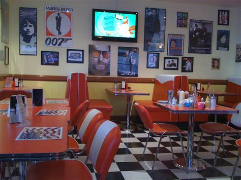 Rock And Roll Home Decor Qype Jb S American Diner In Brighton Alice Writes