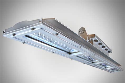 explosion proof led light fixtures dialight safesite linear led explosion proof light class 1