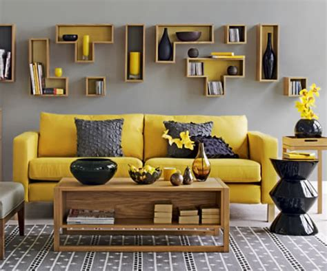 yellow room decor decorating ideas with a yellow couch room decorating