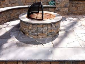 Fire Pit Kit by Home Remodeling The Choice Of Outdoor Fire Pit Kits