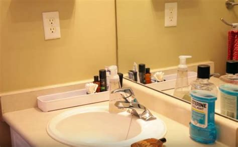 clean my space bathroom 19 genius organizing hacks you ll actually use tiphero