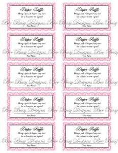 free printable baby shower raffle tickets template printable pink flower raffle tickets great for baby