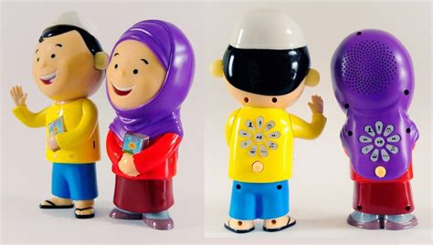Murah Hafiz Doll Hafizah Doll new hafiz talking doll versi update jual quran murah