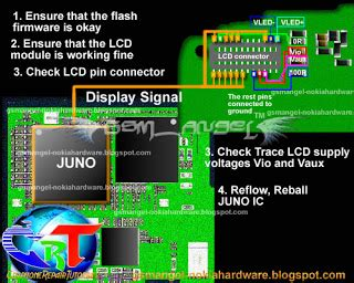 Lcd Hp Nokia C3 00 nokia c3 00 display light ways solution solution