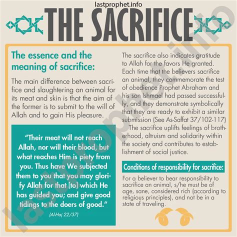 biography of prophet muhammad companions infographic the sacrifice in islam muhammad pbuh