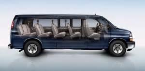 Car Seat Rental Atlanta When To Rent A 15 Person Passenger Rent A Cargo