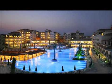 ottoman hotel antalya ottoman family hotel spa youtube
