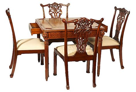 maitland smith table chairs vintage table and chairs for sale at one