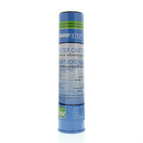 Dijamin Original Catridge 10 Inch Water Filter Air Busa Saringan Air gac1ss omnifilter undersink water filter cartridge