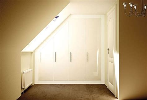 Sloped Ceiling Wardrobe by 34 Best Images About Wardrobe Sloped Ceiling On