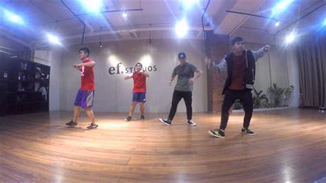 On The Floor Choreography by Versace On The Floor Bruno Mars Josh Junio Choreography Ef Studios Block