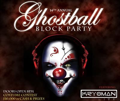 paul oakenfold maya ghostball block party tickets giveaway