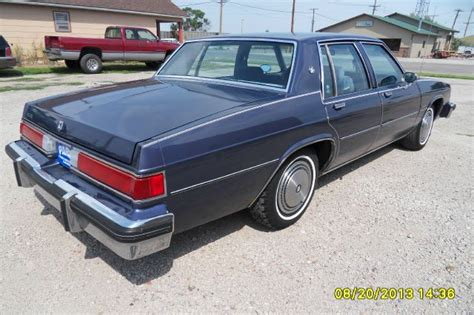 1984 buick lesabre sale transmission unspecified