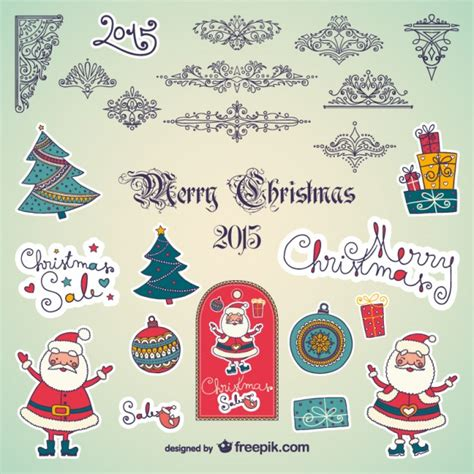 ornaments collections ornaments collection vector free