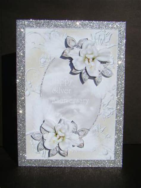 silver wedding anniversary printable cards anniversary silver wedding anniversary handmade cards
