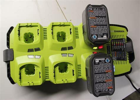 ryobi battery charger indicator lights ryobi cordless airstrike p320 brad nailer review