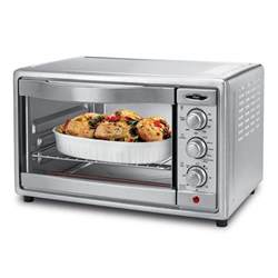 6 Slice Toaster Oster 174 6 Slice Convection Toaster Oven Brushed Stainless