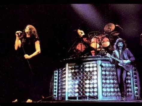black sabbath born again tour madrid 83 ian black sabbath ian gillan born again live version