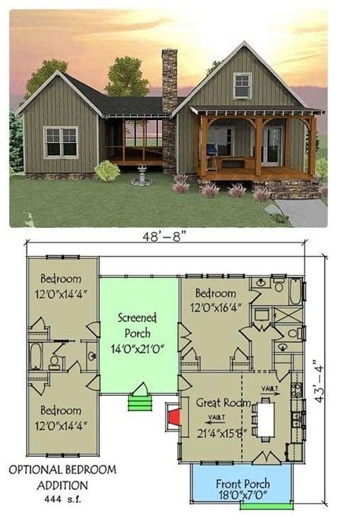 small mountain home floor plans 2020 best tiny house ideas images on pinterest