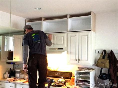 extending kitchen cabinets to ceiling extending kitchen cabinets up to the ceiling ceilings