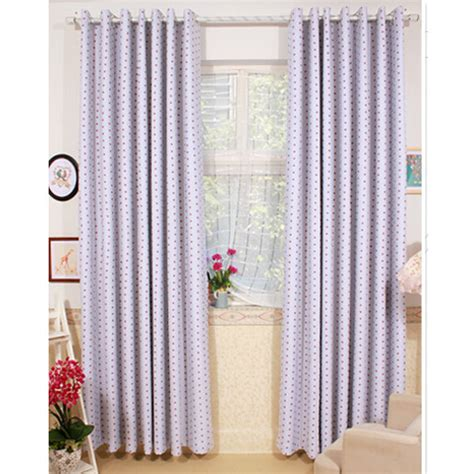 white star curtains on sale white polyester and cotton star curtains