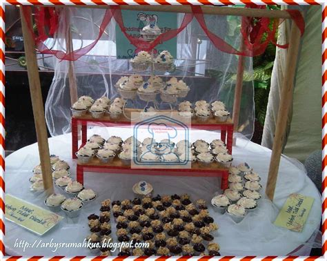Wedding Cake Malang by Arby S Rumah Kue Butter Cupcakes