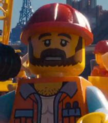 the lego movie behind voice actors voice of foreman jim the lego movie behind the voice