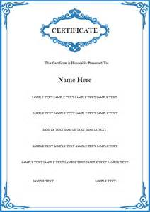 Free Award Certificate Templates For Students by Student Certificate Templates 1000 Ideas About Award