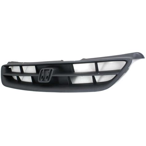 2000 honda accord coupe parts grille for 98 2000 honda accord coupe primed plastic