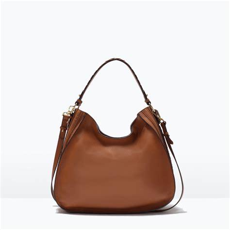 Braided Leather Bag - braided leather bag messenger bags handbags