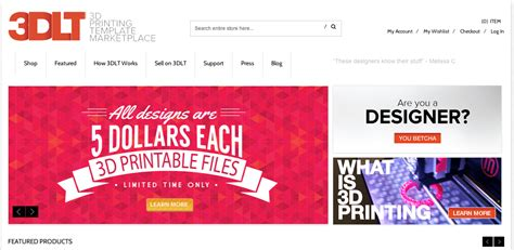 Will 3d Printing Disrupt Ecommerce Practical Ecommerce Printing Ecommerce Website Template