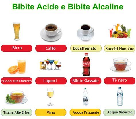 alimenti con ph alcalino dieta alcalina benefici cosa mangiare e quali cibi