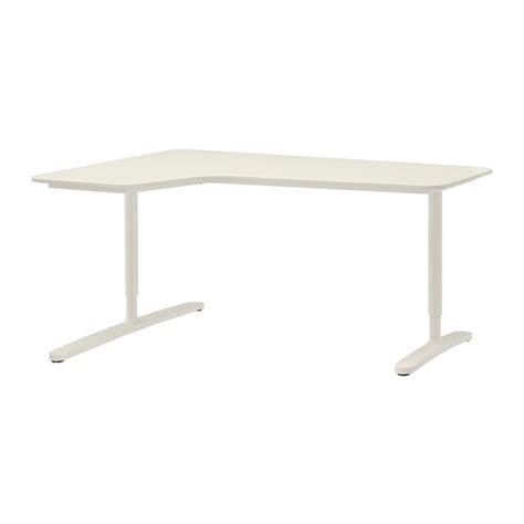ikea white corner desk bekant corner desk left white ikea
