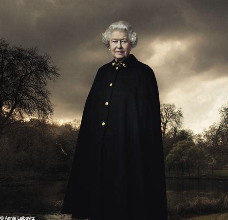 leibowitz: 'the queen and i did not fall out in bbc