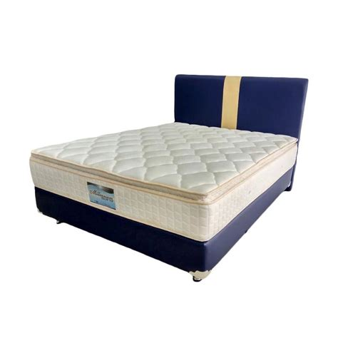 Kasur Central Pillow Top jual millenium set pillow top kasur springbed