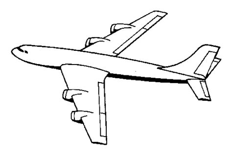 private jet coloring pages free airplane coloring pages