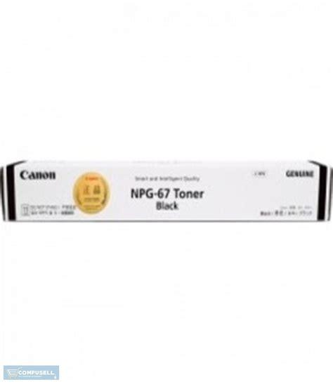 Toner Canon Npg 67 Magenta Toner Original Catridge Ir 332033253330 canon npg 67 black orignal toner cartridge buy canon npg