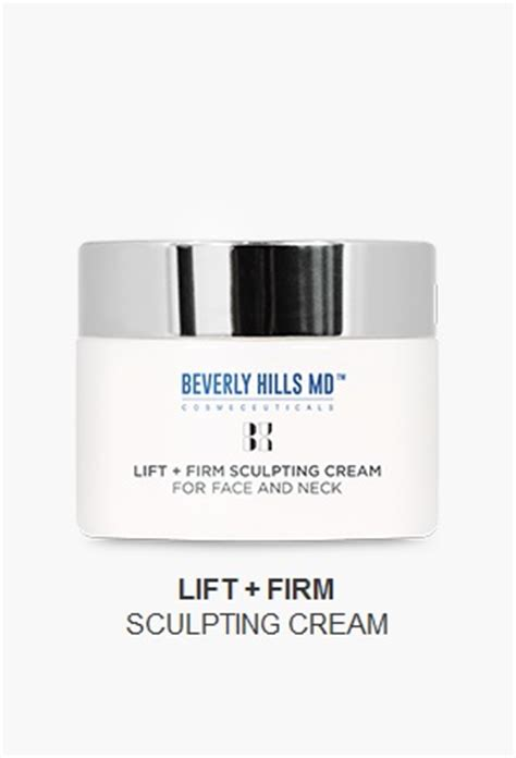 beverly hills md lift firm sculpting cream reviews beverly hills md review do their skincare products work