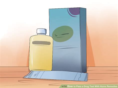 how to pass a test with home remedies with pictures
