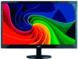 Monitor Led Aoc 156 Inc Berkualitas aoc 1670swu 15 6 inch led display asianic distributors