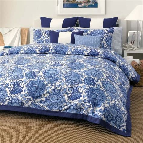 Cobalt Blue Bedding by Cobalt Blue Bedding Blue And White