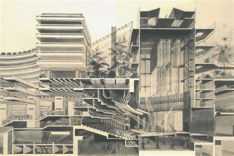 Luca Beckerson Ma Isd Own Work Site Visit Barbican Oct