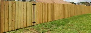 wood fence orlando backyard fence inc top