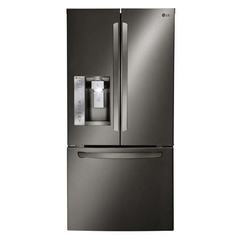lg appliances refrigerators appliance parts household lg electronics 33 in w 24 2 cu ft french door