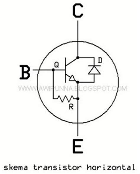 skema transistor c6090 transistor horisontal untuk tv china 28 images arwis cara mengukur transistor horizontal tv