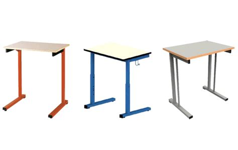 table d ecole mobilier scolaire primaire sur mesure de collectivit 233 l
